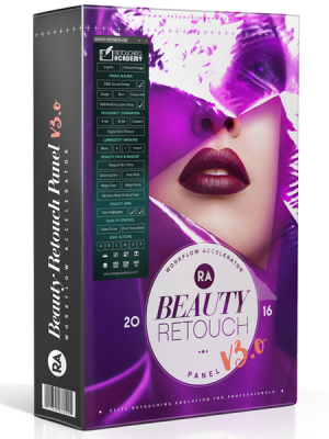 Beauty Retouch v3.1 Photoshop Panel