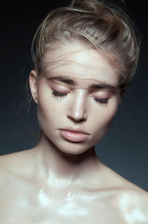Lissy of Osbrink Models, Makeup by Lupe Moreno, Hair by Savannah Calderon, Photo & Post by Julia Kuzmenko