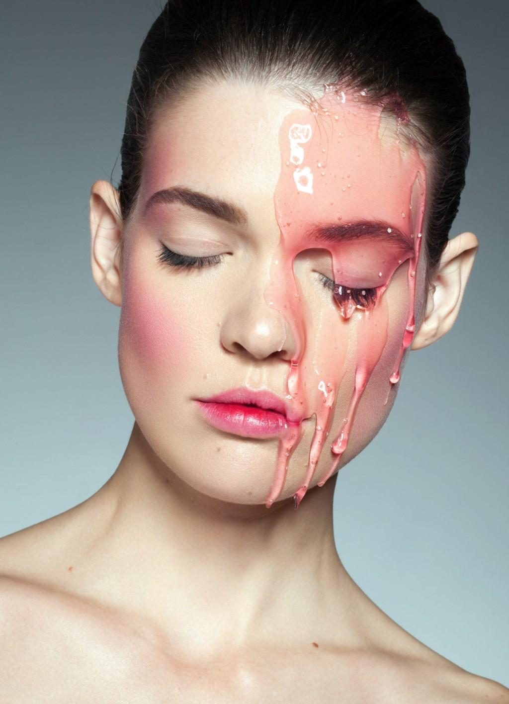 Jenn of Osbrink Models, Makeup & Hair by Elizabeth Ulloa, Photo & Post by Julia Kuzmenko