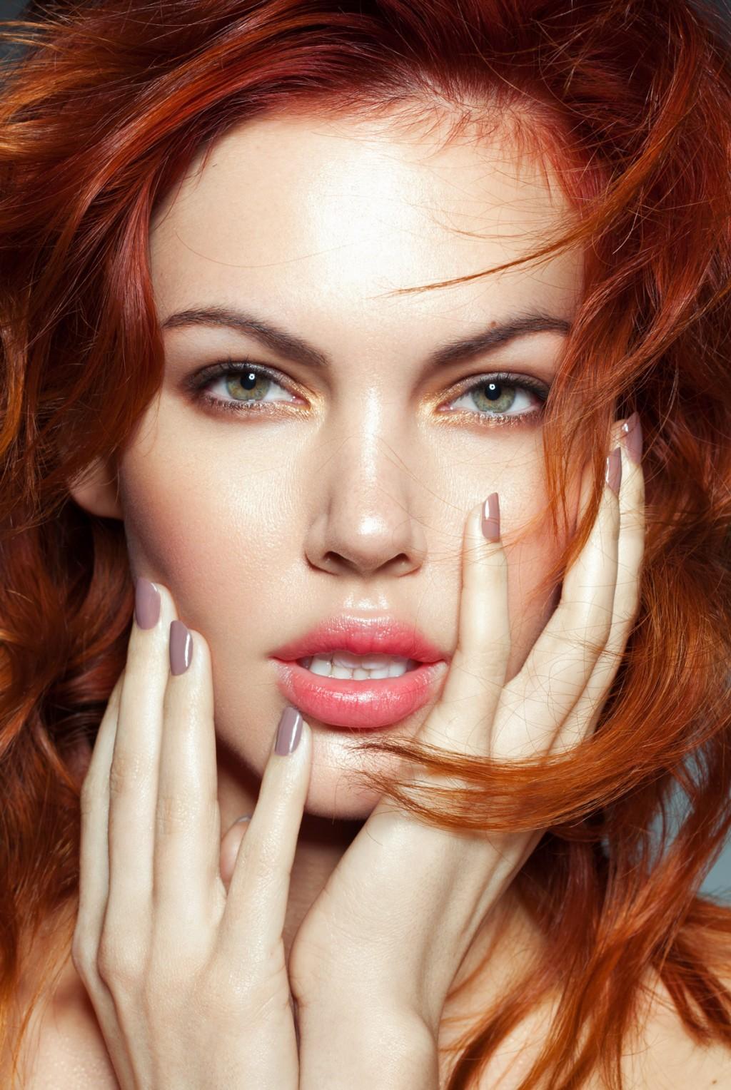 Makeup by Lupe Moreno, photo & post by Julia Kuzmenko McKim