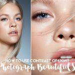Los Angeles beauty, skincare, cosmetics, beauty photography, skin, makeup, Julia Kuzmenko, studio lighting, lighting, studio beauty