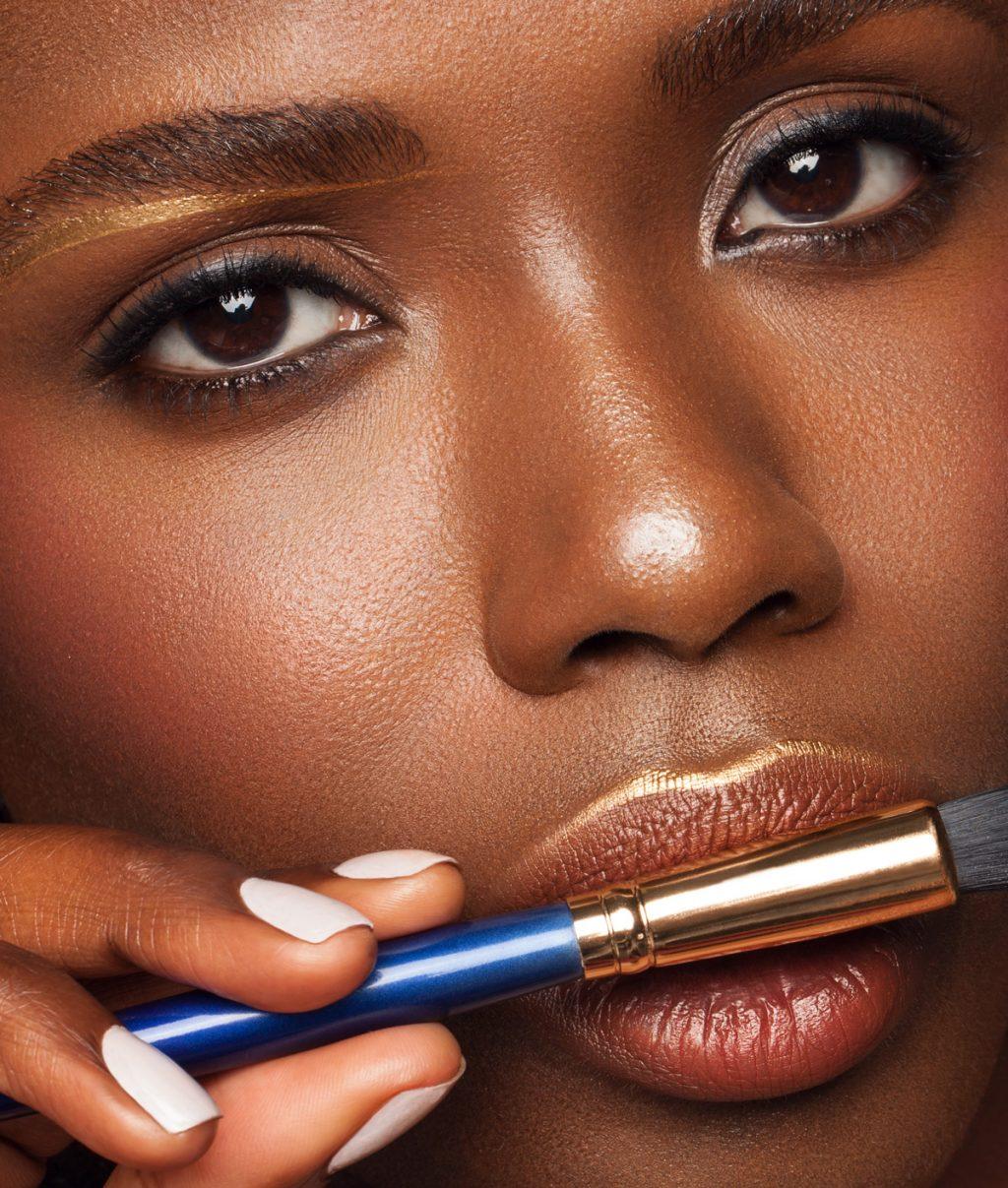 @porschethomas of @ntamodels ✨ makeup by the wonderful @vladamua photo & post @juliakuzmenko