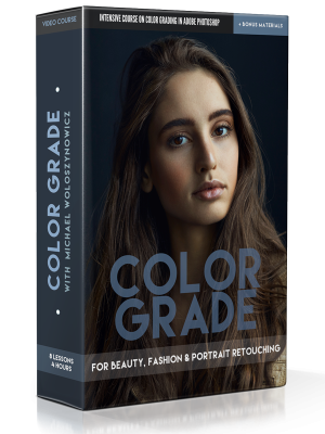 Color Grade Video Course