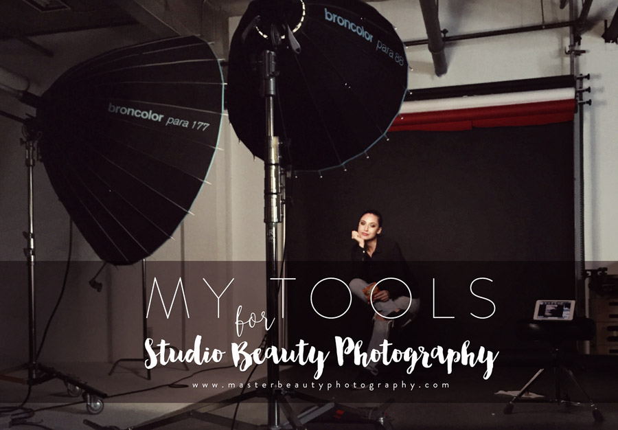 My Tools for Beauty Photography